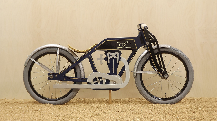 Dunecraft Balance Bike Nr. 18