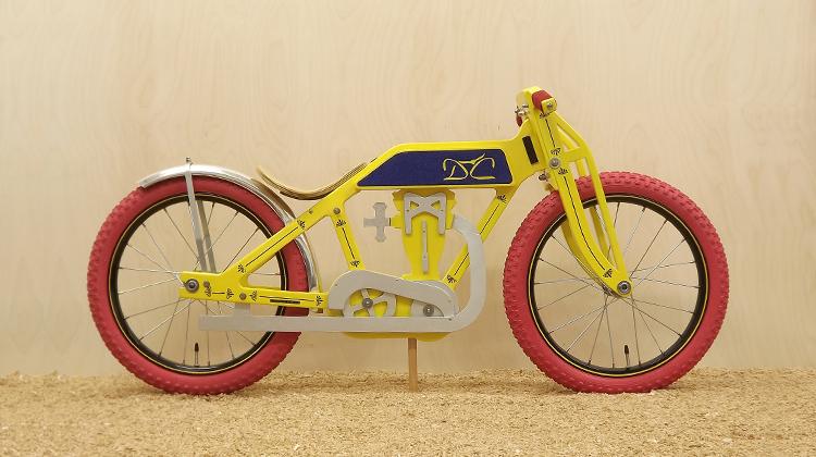 Dunecraft Balance Bike Nr. 21